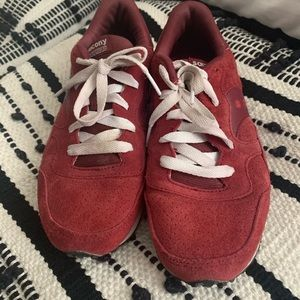 Saucony jazz sneakers made for Madewell
